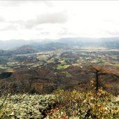 鳥取、中蒜山、山頂下
