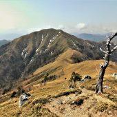 徳島、剣山山頂より
