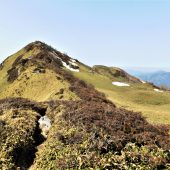 徳島.三嶺、山頂