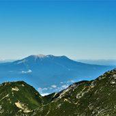 長野、駒ケ岳から御岳山
