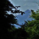 三重、三峰から高見山を望む