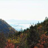 岡山、那岐山登山口付近
