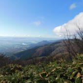 岡山、那岐山頂